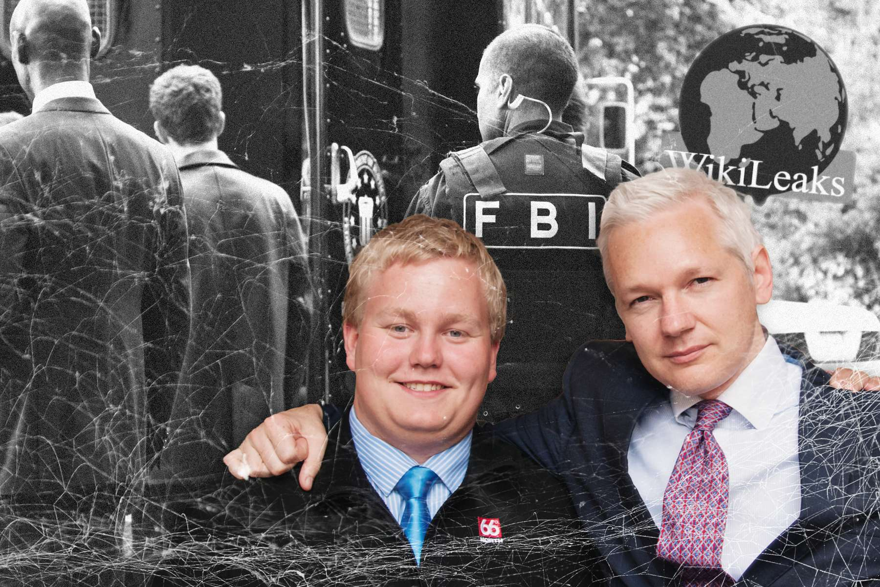 Key witness in Assange case admits to lies in indictment